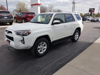 Used 2016 Toyota 4Runner SR5 for sale in Sarnia, ON