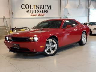 Used 2012 Dodge Challenger R/T CLASSIC- 5.7L V8 HEMI POWERED-NEW TIRES for sale in Toronto, ON