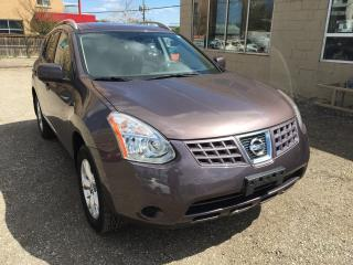 Used 2009 Nissan Rogue SL AWD for sale in Waterloo, ON