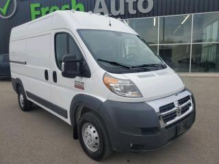 Used 2018 RAM 2500 ProMaster High Roof 3 Passenger, Partition, NAV, Backup Cam, Bluetooth, Hitch!! for sale in Ingersoll, ON