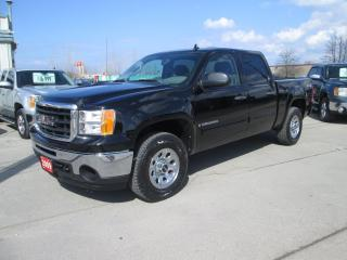 Used 2009 GMC Sierra 1500 SL  4X4  CREWCAB for sale in Hamilton, ON