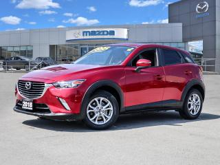 Used 2018 Mazda CX-3 50th Anniversary Edition - AWD, BLUETOOTH, HEATED STEEERING WHEEL for sale in Hamilton, ON