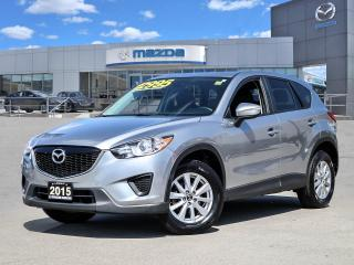 Used 2015 Mazda CX-5 GX - AUTOMATIC, BLUETOOTH, ALLOY WHEELS, PRIVACY GLASS for sale in Hamilton, ON