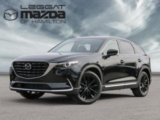 New 2021 Mazda CX-9 Kuro Edition for sale in Hamilton, ON