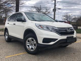 Used 2015 Honda CR-V AWD 5dr LX for sale in Waterloo, ON