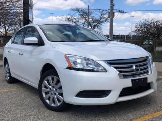 Used 2015 Nissan Sentra for sale in Waterloo, ON