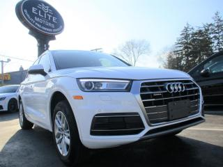 Used 2018 Audi Q5 2.0 TFSI quattro Komfort S tronic for sale in Burlington, ON