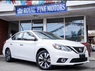 Used 2016 Nissan Sentra 4DR SDN CVT SL for sale in Toronto, ON