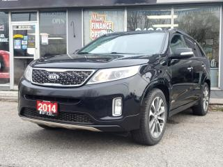 Used 2014 Kia Sorento AWD 4dr V6 Auto SX for sale in Bowmanville, ON