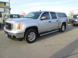 Used 2011 GMC Sierra 1500 SLE for sale in Hamilton, ON