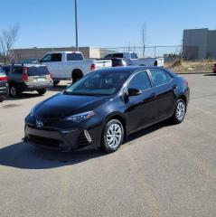 Used 2017 Toyota Corolla SE | $0 DOWN - EVERYONE APPROVED! for sale in Calgary, AB
