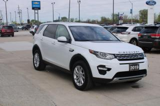 Used 2019 Land Rover Discovery Sport HSE for sale in Tilbury, ON