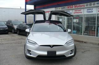 Used 2017 Tesla Model X 75D highway Autopilot-  Unlimited Supercharge for sale in Toronto, ON