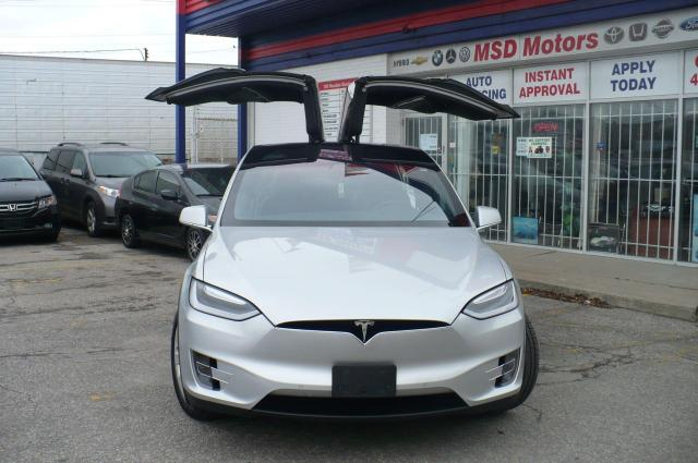 2017 Tesla Model X 75D AUTOPILOT-  ACCIDENT FREE