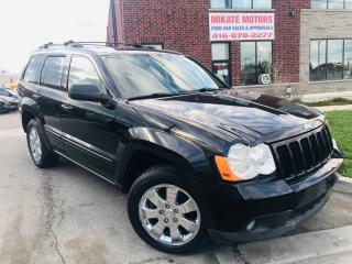 Used 2008 Jeep Grand Cherokee Laredo - 3.0L Turbo Diesel for sale in Rexdale, ON