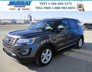 Used 2017 Ford Explorer XLT 4WD/ HEATED LEATHER/ REMOTE START/ BACK-UP CAM/ LOW KMS for sale in Estevan, SK