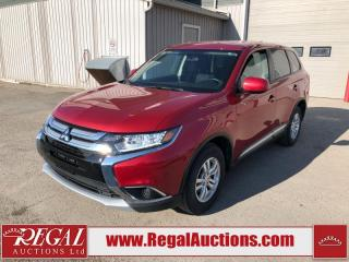 Used 2018 Mitsubishi Outlander ES 4D Utility 4WD 2.4L for sale in Calgary, AB