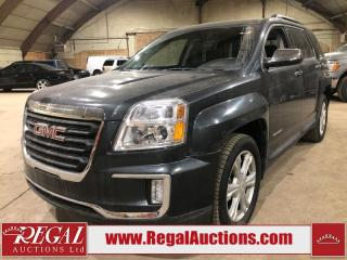 Used 2017 GMC Terrain SLE2 4D Utility AWD 2.4L for sale in Calgary, AB