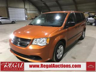 Used 2011 Dodge Grand Caravan 4D SPORT VAN for sale in Calgary, AB