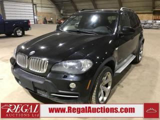 Used 2009 BMW X5 XDRIVE48I 4D Utility for sale in Calgary, AB
