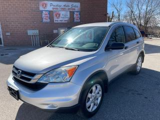 Used 2011 Honda CR-V LX/4WD/ONE OWNER/NO ACCIDENTS/SAFETY INCLUDED for sale in Cambridge, ON