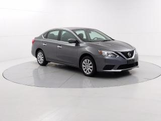 Used 2018 Nissan Sentra SV Accident Free, Backup Camera, Heated Seats, Bluetooth for sale in Winnipeg, MB