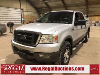 Used 2004 Ford F-150 FX4 Supercrew 4WD for sale in Calgary, AB