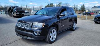 Used 2014 Jeep Compass LIMITED CUIR GARANTIE ANS for sale in Pointe-aux-Trembles, QC