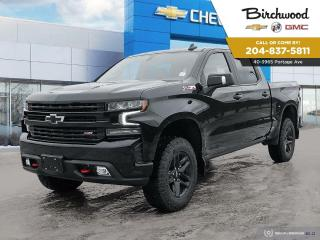 New 2021 Chevrolet Silverado 1500 LT Trail Boss The Best Deals to come in 2021 for sale in Winnipeg, MB