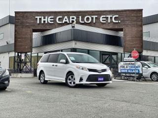 Used 2020 Toyota Sienna CE 7-Passenger Previous Daily Rental for sale in Sudbury, ON