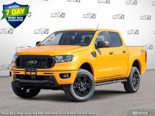 New 2021 Ford Ranger XLT for sale in Kitchener, ON