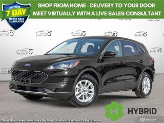 New 2021 Ford Escape SE Hybrid for sale in Kitchener, ON