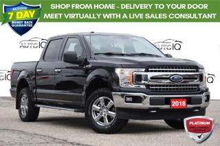 Used 2018 Ford F-150 XLT 5.0L V8 | XTR | TRAILER TOW for sale in Kitchener, ON
