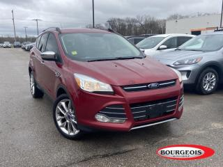 Used 2016 Ford Escape HEATED SEATS, REVERSE CAMERA for sale in Midland, ON