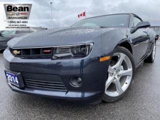 Used 2014 Chevrolet Camaro LT 3.6L V6 RALLY SPORT PACKAGE CONVERTIBLE for sale in Carleton Place, ON