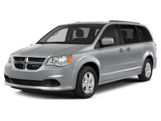 Used 2014 Dodge Grand Caravan SE/SXT for sale in Wawa, ON