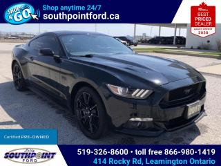 Used 2017 Ford Mustang GT|5.0L|NAV|HEATED & COOLED SEATS|BLACK APP PCK for sale in Leamington, ON