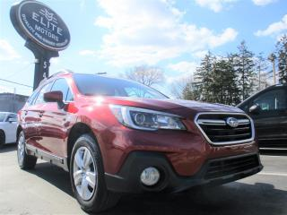 Used 2018 Subaru Outback 2.5i for sale in Burlington, ON