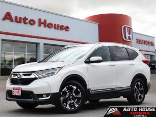 Used 2018 Honda CR-V TOURING AWD w/NAVI for sale in Sarnia, ON