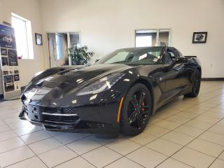 Used 2019 Chevrolet Corvette StingRay Z51 for sale in Sarnia, ON