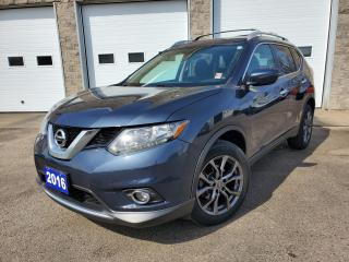 Used 2016 Nissan Rogue S for sale in Sarnia, ON