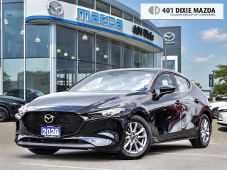 Used 2020 Mazda MAZDA3 Sport GX ONE OWNER| BLIND SPOT MONITOR| REAR-VIEW CAMERA for sale in Mississauga, ON