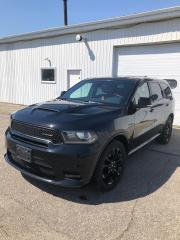 Used 2020 Dodge Durango R/T BLACKTOP PACKAGE and HEMI for sale in Petrolia, ON