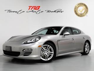 Used 2013 Porsche Panamera 4S I 400HP I PREM PKG I SUNROOF I NAV I PDK I BOSE for sale in Vaughan, ON