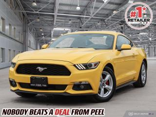 Used 2015 Ford Mustang V6 for sale in Mississauga, ON