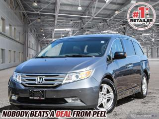 Used 2011 Honda Odyssey Touring for sale in Mississauga, ON