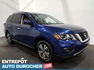 Used 2017 Nissan Pathfinder SV -AWD - NAVIGATION - CUIR - CLIMATISEUR for sale in Laval, QC