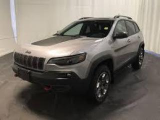 Used 2016 Jeep Cherokee TRAILHAWK,LEATHER,PANARAMIC ROOF for sale in Slave Lake, AB