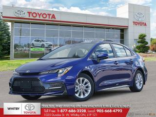 New 2021 Toyota Corolla SE for sale in Whitby, ON