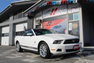 Used 2011 Ford Mustang Premium V6 for sale in Sudbury, ON